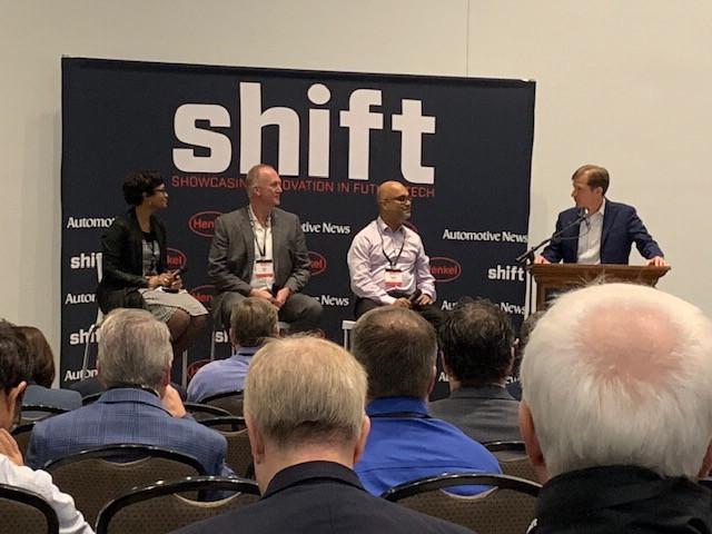 C-Suite/Expert Positioning - Automotive News, Shift