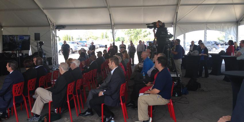 Press Conference - Auto