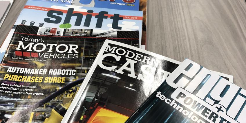 Media Coverage - Automotive News, Shift - Automotive