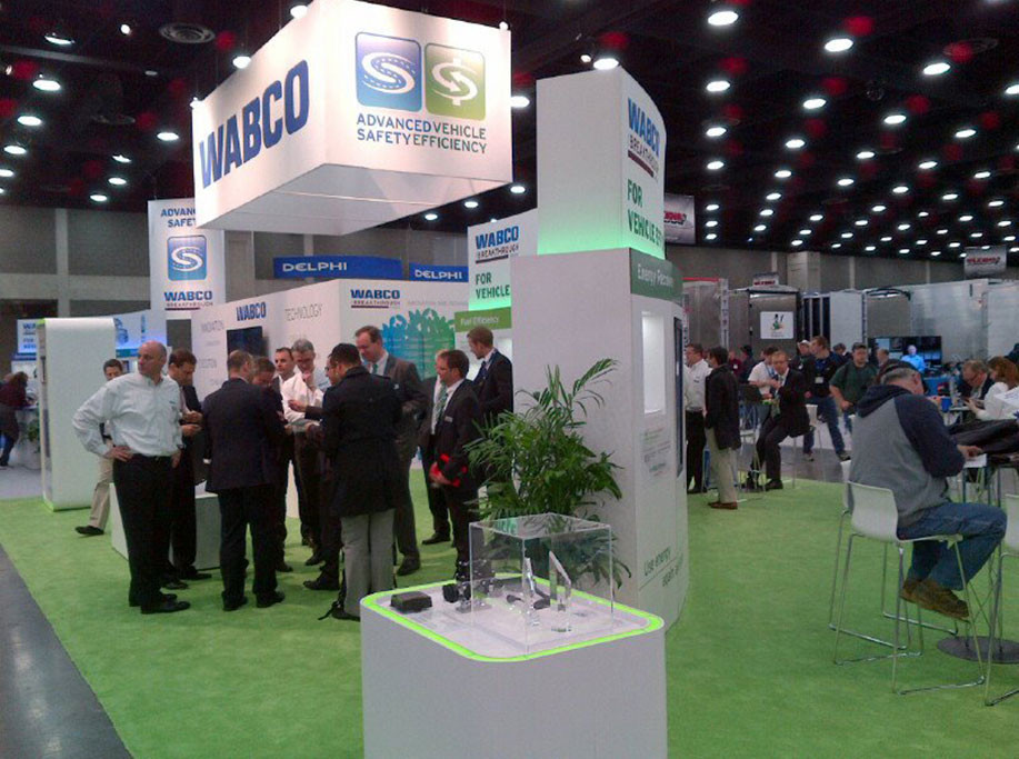 Trade Show Support - Commercial Trucks