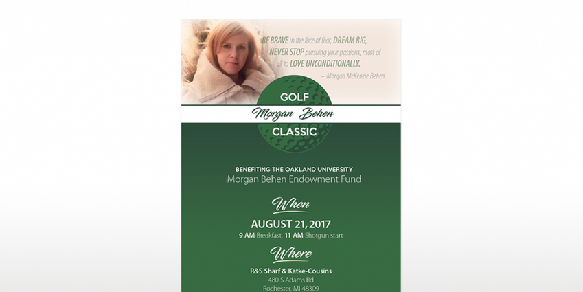 Non-Profit Event Invitation/Posters - b