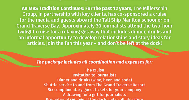 Event Invitation/E-Blast - Customers & Media - b