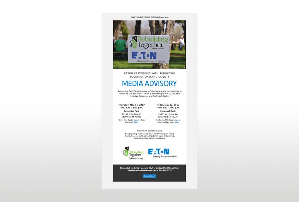 Event Invitation - Media - b