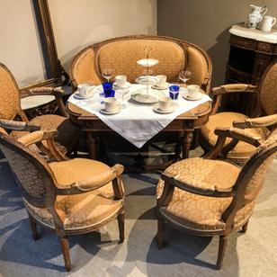 Louis XVI salong