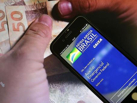 Projeto pode prorrogar auxílio emergencial até abril com valor de R$ 600