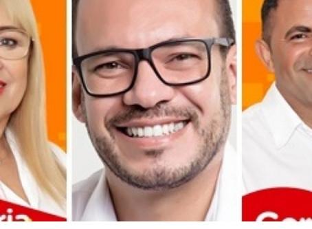 Pré-candidato a prefeito Cargilson Lacerda ganha apoio de Quitéria Cândido e Geraldo do Conselho