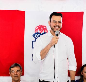 Após Convenção Municipal, PDT de Água Branca lança movimento político.