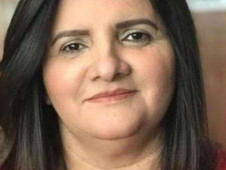 Pesquisa mostra que se eleição fosse hoje, Ziane Costa seria a prefeita de Delmiro Gouveia