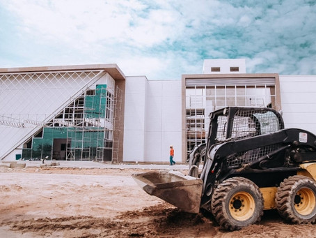 Com obras avançadas, Hospital do Alto Sertão ampliará assistência à população