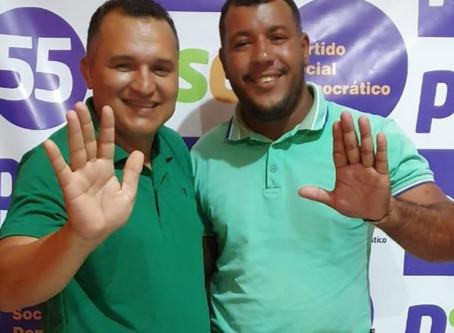 PSD lança Ismael Santos como pré-candidato a vereador em Água Branca