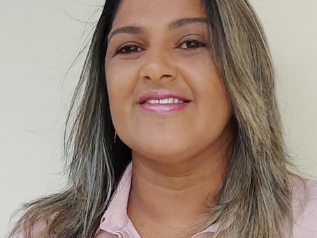 Edna do Tatuakara vem se destacando nas redes sociais e vai em busca de uma vaga no Legislativo
