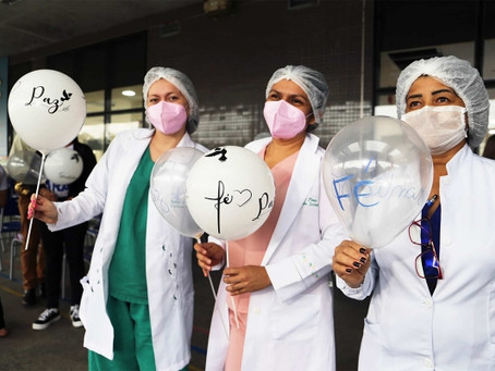 Governo apoia estudos e formação de profissionais para a saúde pública até 2023