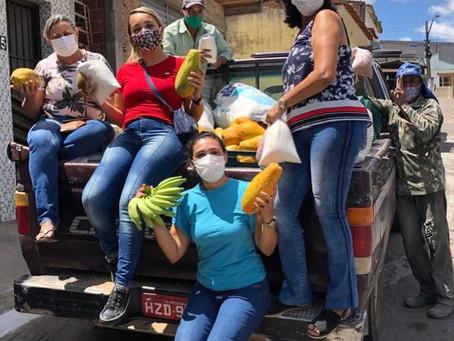 Prefeitura de Mata Grande realiza ação social onde várias famílias foram beneficiadas