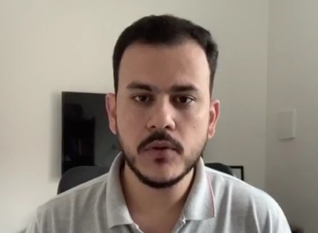 Pré-candidato a Prefeito em Água Branca, Ricardo Lima, tem resultado positivo para COVID-19