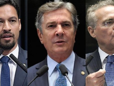 Senadores de AL repercutem invasão ao Congresso dos Estados Unidos