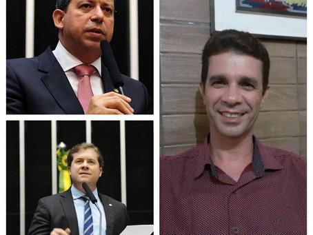 Tony dos Campinhos une Marx Beltrão e Arthur Lira na disputa em Pariconha