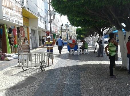 Delmiro Gouveia e outras cidades do Interior entram na fase laranja