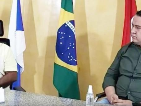 Padre Eraldo diz que não existe acordos políticos e afirma que não é momento de discutir eleição
