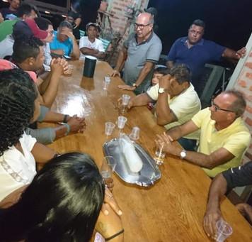 Grupo de oposição se articula para as eleições municipais de 2020 em Pariconha.
