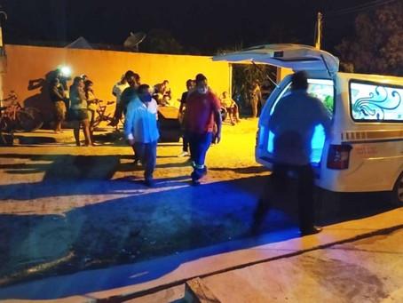 Corpo de Joelson Queiroz é sepultado em cemitério de Delmiro Gouveia