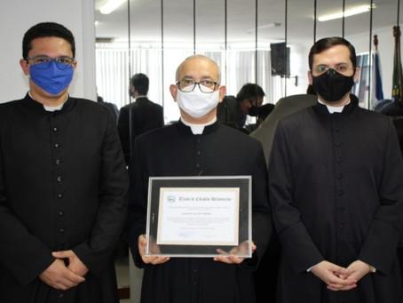 Câmara de Vereadores de Delmiro Gouveia entrega Título de Cidadão ao Padre Adalto