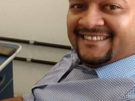 Limeira Jr deixa coordenação do mercado público e é pré-candidato a vereador por Delmiro Gouveia