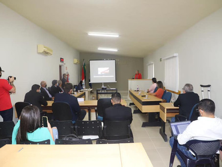 Prefeitura de Mata Grande apresenta o balanço das ações de enfrentamento à Covid-19 na Câmara