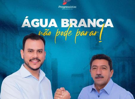 Advogado Ricardo Lima será candidato a vice-prefeito na chapa de Zé Carlos em Água Branca