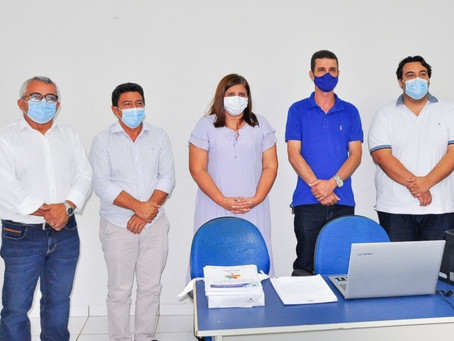 Prefeito de Água Branca e a prefeita de Delmiro Gouveia foram eleitos presidentes do Cressal