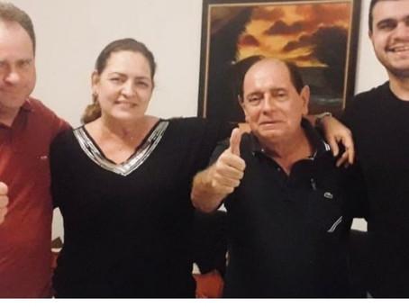 Familia Camurça declara apoio a pré-candidatura de Everton Rocha a vereador por Delmiro Gouveia