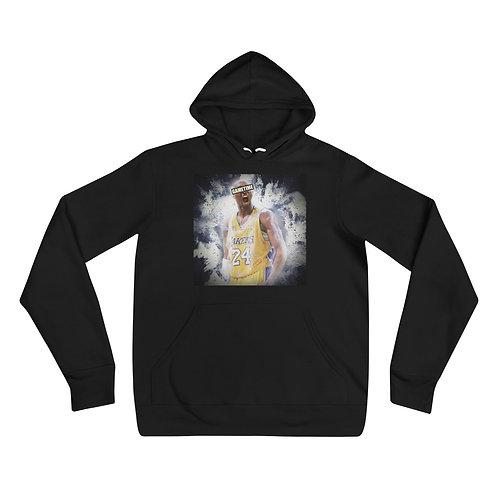 Slogan Hero Kobe Unisex hoodie