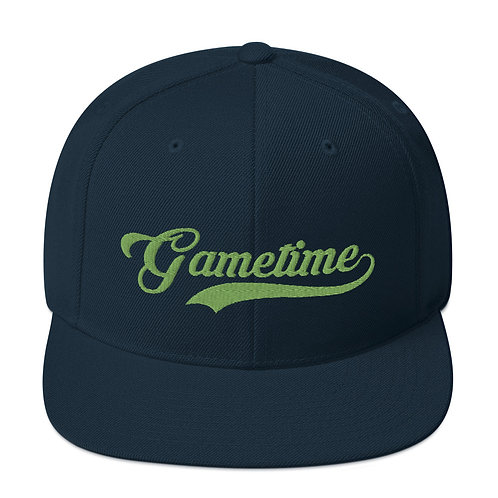 Classic Gametime Snapback Hat