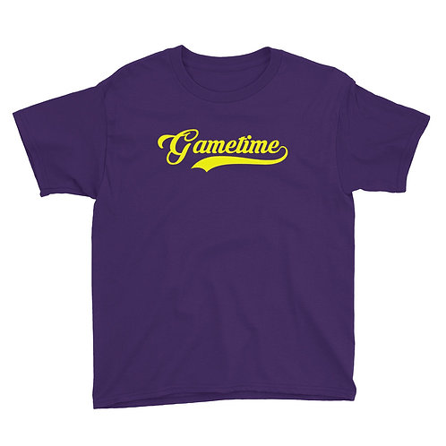 Gametime Youth Short Sleeve T-Shirt