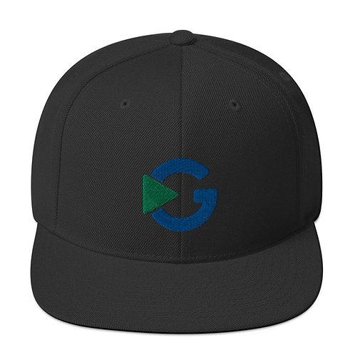 Modern Gametime Snapback Hat