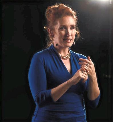 Tissa Richards - keynote speaker