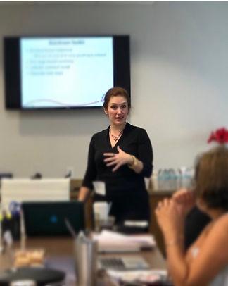 Tissa Richards Corporate Workshop