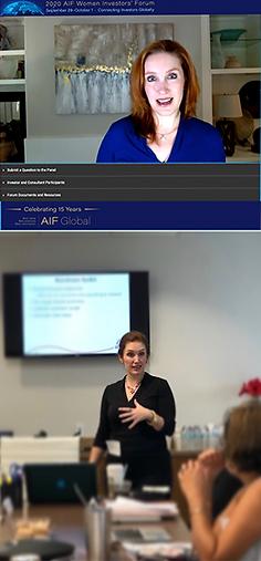 Tissa Richards - Executive Coach, Corporate Workshops, Keynote Speaker