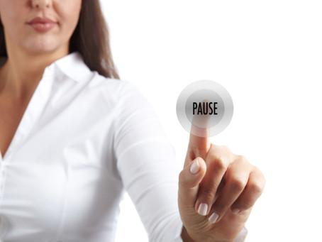 The Power of the Pause: Part I