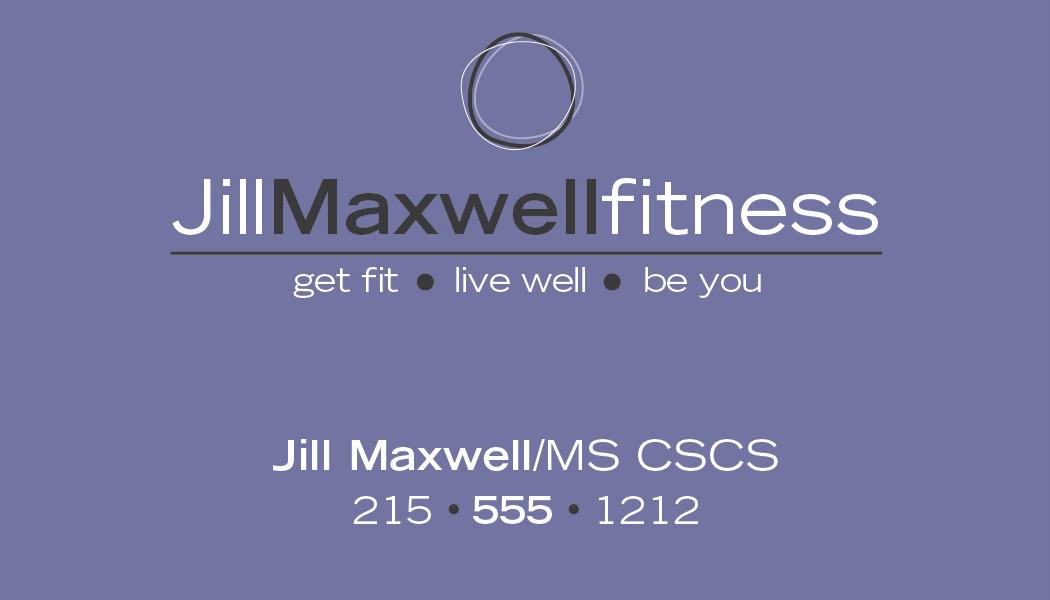 Jill Maxwell Fitness BC