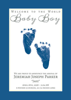 Jake Birth Announcement_Wix