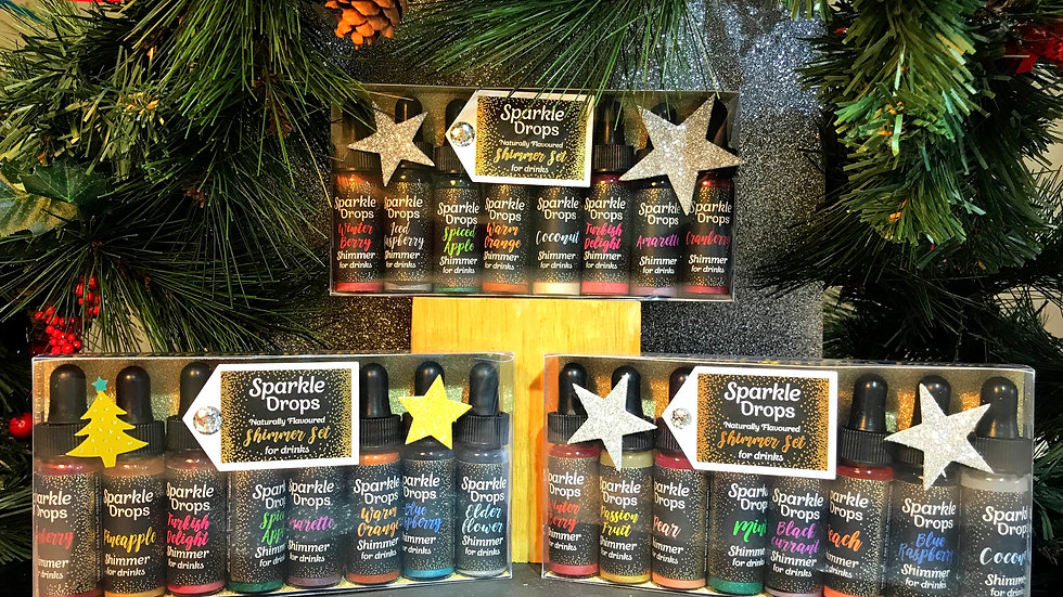 Christmas Collections-8 Festive Flavours 80ml