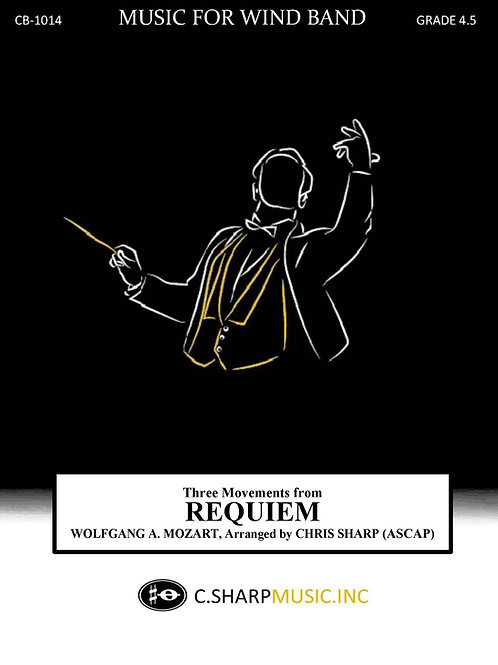 Three Movements from Requiem