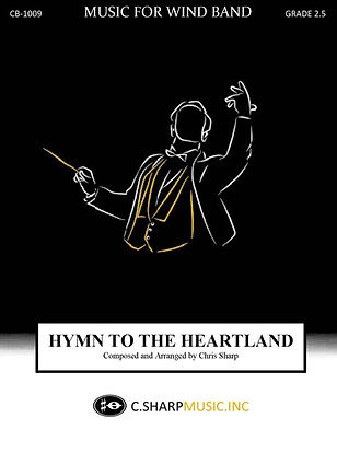 Hymn to the Heartland concert cover 9x12