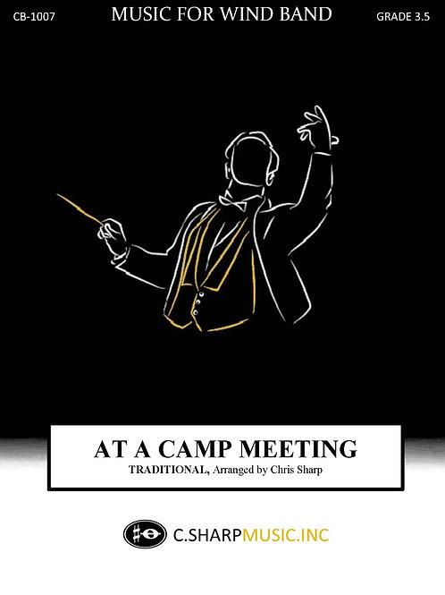 At  a Camp Meeting