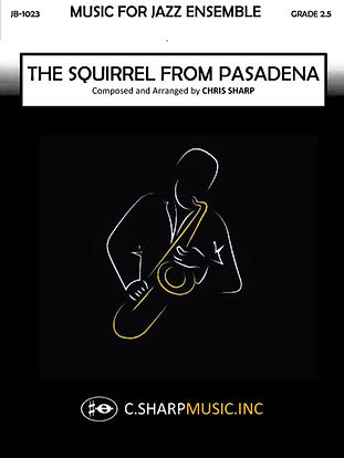 JB-1023_The Squirrel from Pasadena cover