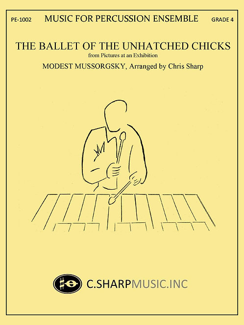 Ballet of the Unhatched Chicks