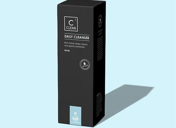 C. 1 - Clean