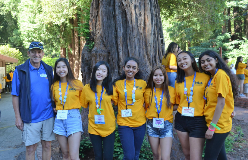 Rotary youth programs support young people all over the globe