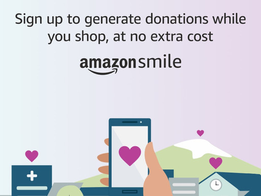 Help Us by Shopping!