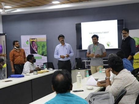 MABIF organised a Sensitization Program to FPO's